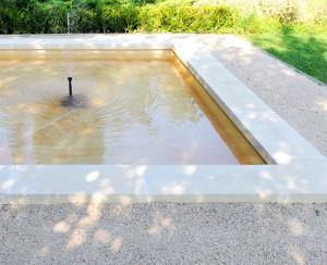 Création et entretien de bassin