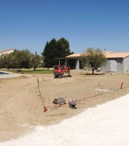 Sud Paysage Service terrassement / gros travaux
