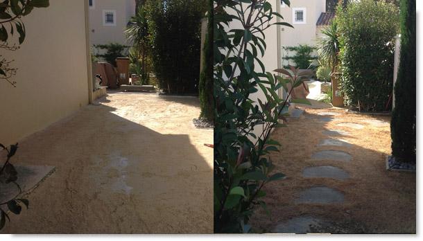 Sud Paysage Service - Réaménagements d'un jardin complet